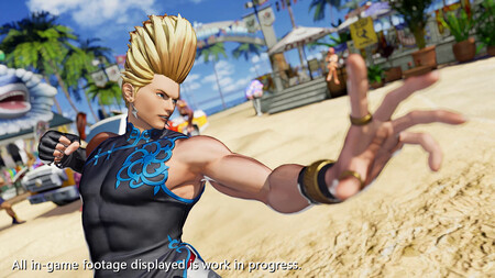King of Fighters Xv Screen 1