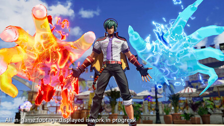 King of Fighters Xv Screen 6