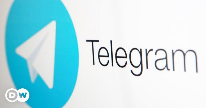 Telegram gains 25 million users in 72 hours  Science and Ecology |  DW