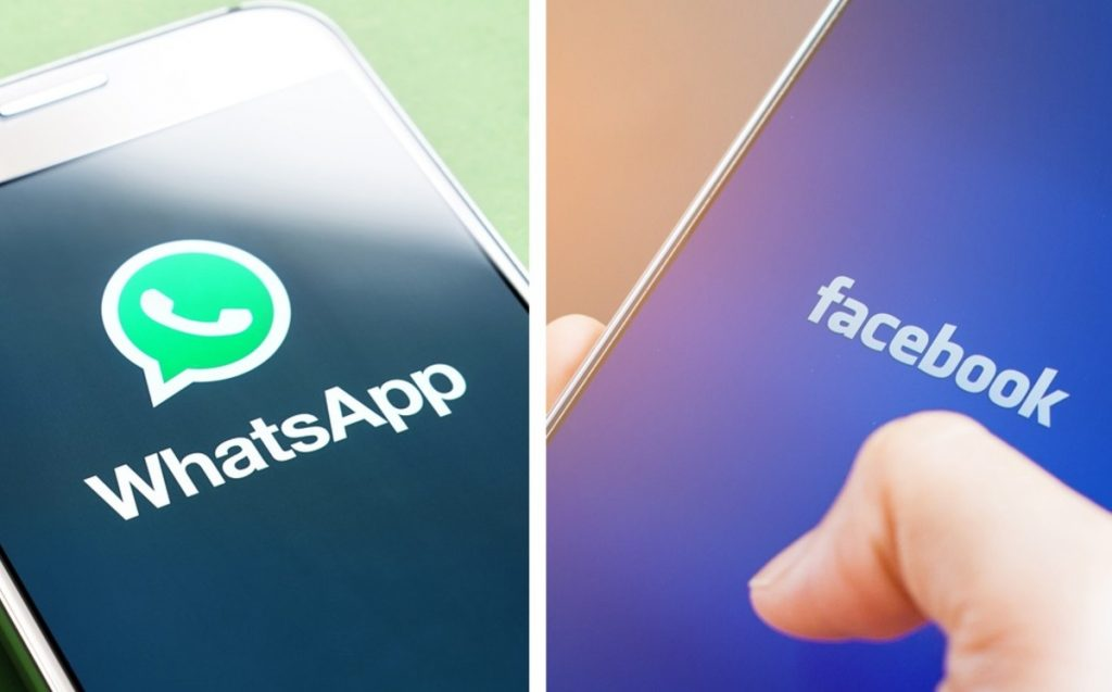 New WhatsApp rules.  The data you will share with Facebook
