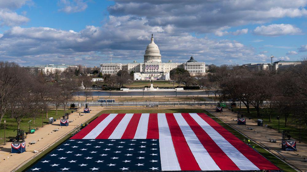 Joe Biden's Inauguration Guide and Kamala Harris |  United States of America elections