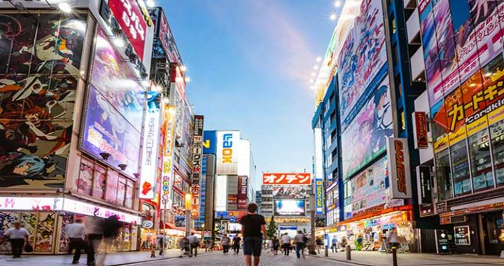 Shoji Morimoto, a Japanese man hires to do nothing