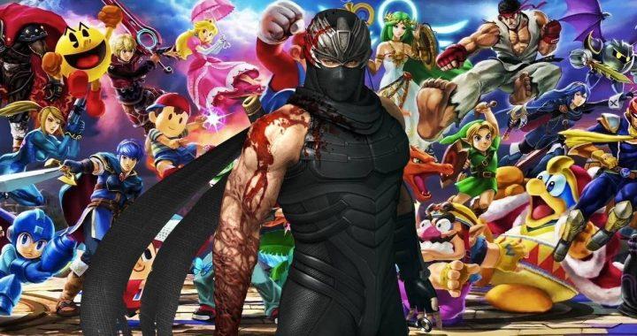 Ninja Gaiden reboot boss wants to see Ryu Hayabusa in Smash Bros.