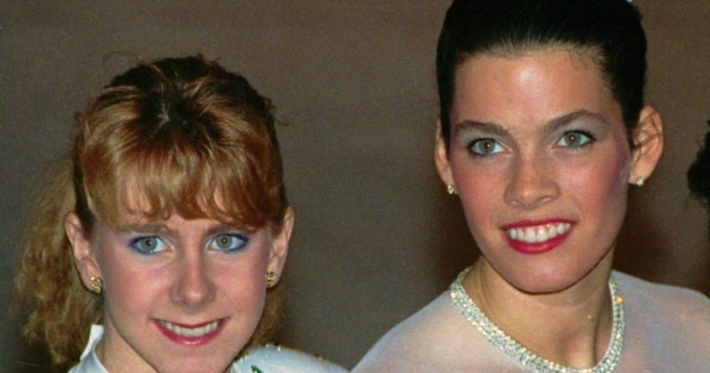 Nancy Kerrigan vs.  Tonya Harding, an intense rival that ended in one of the biggest scandals in sports history