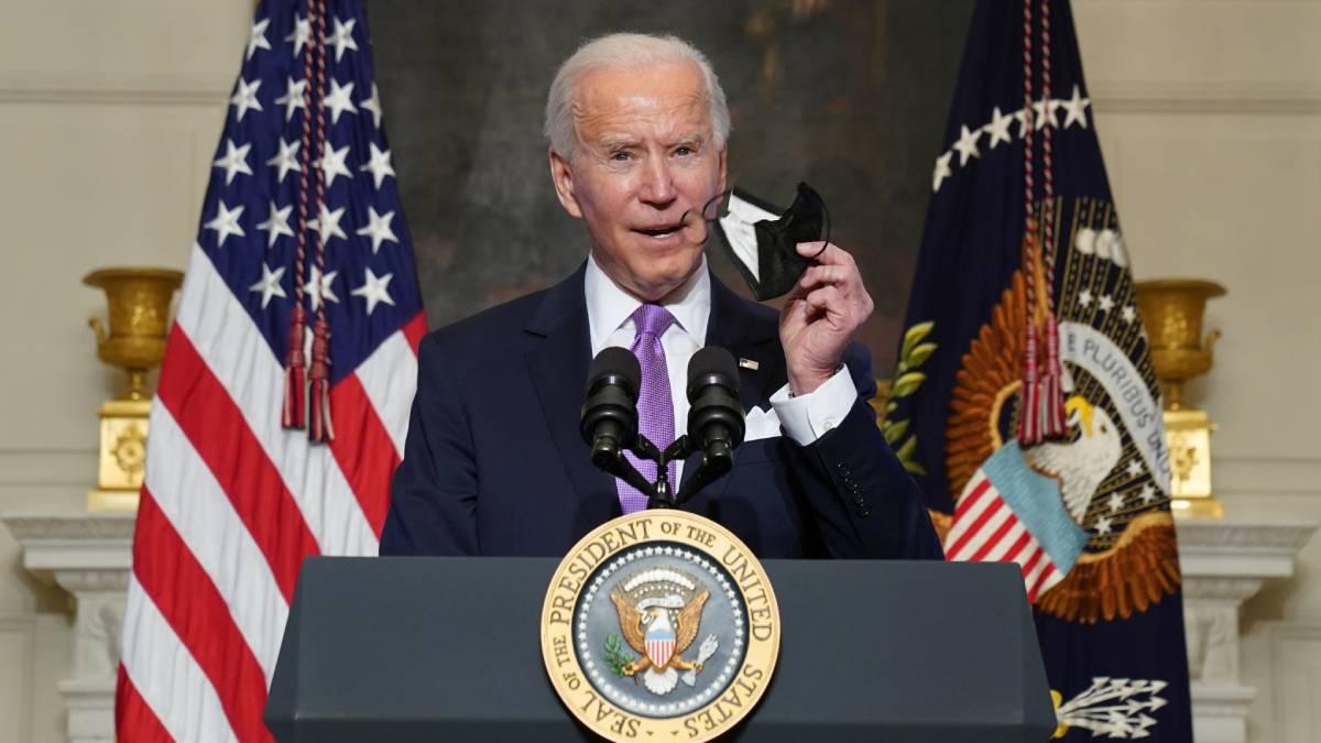 Joe Biden has zero tolerance