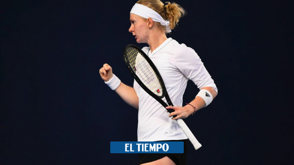 Australian Open 2021: Francesca Jones, the tennis player with eight fingers on her arms - tennis - sport