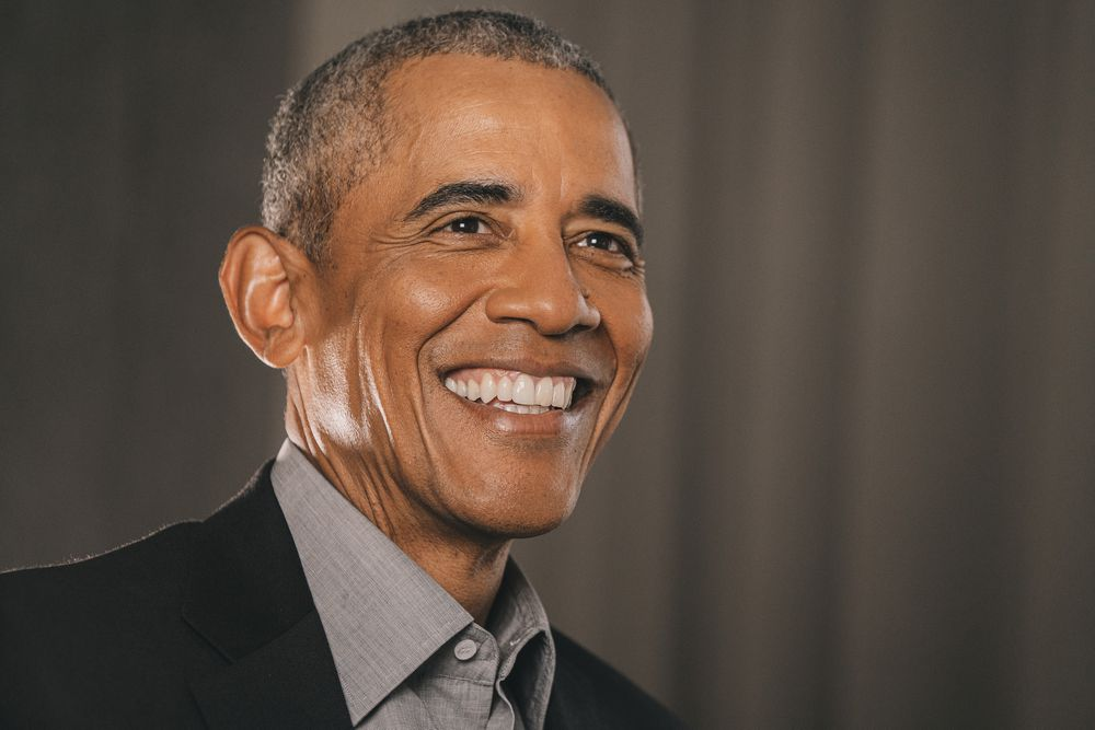 """Barack Obama: """"Thanks to democracy, Trump did not achieve 100% of what he wanted"""" 