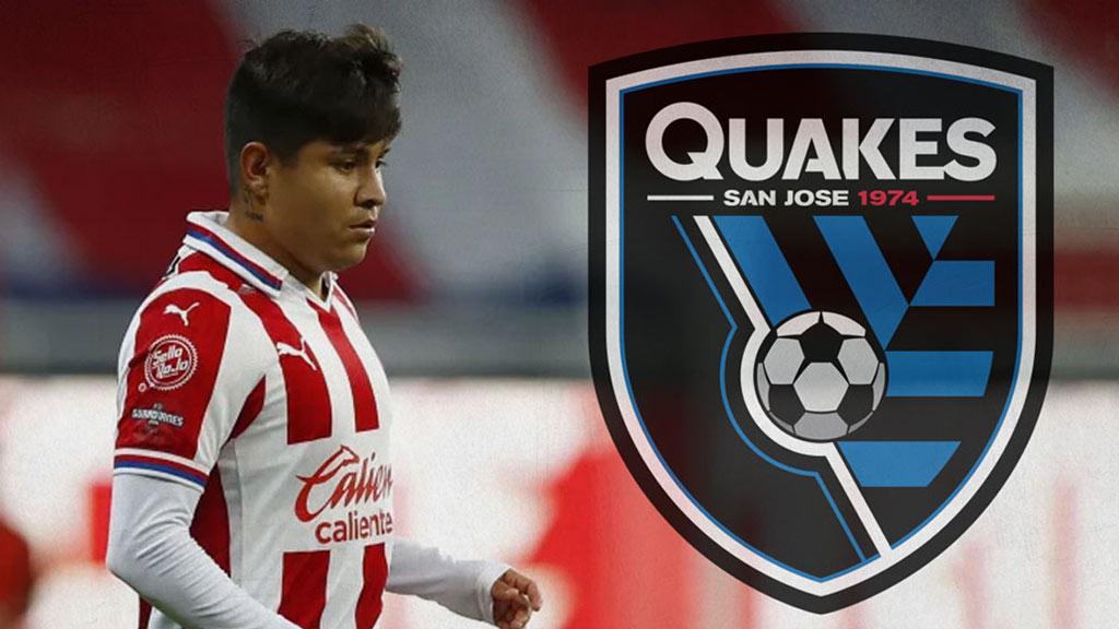 Chofis López confirma que llegará a San Jose Earthquakes