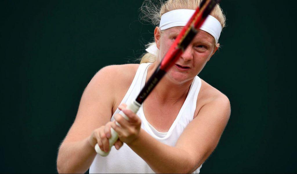 Francesca Jones.  An eight-toed tennis player will play the Australian Open
