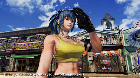 King of Fighters Xv Screen 2