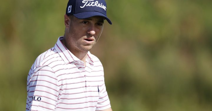 Justin Thomas loses his deal with Ralph Lauren due to homophobic insult