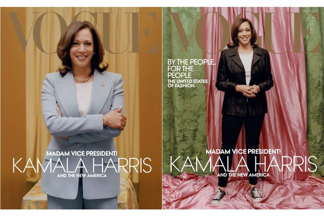 Kamala Harris disagreed with Vogue's cover photo: Reasons