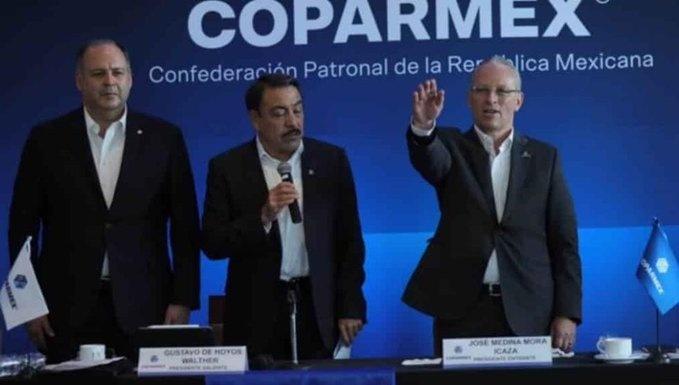 La Jornada - Promising scenario for Mexico with Joe Biden: Coparmex