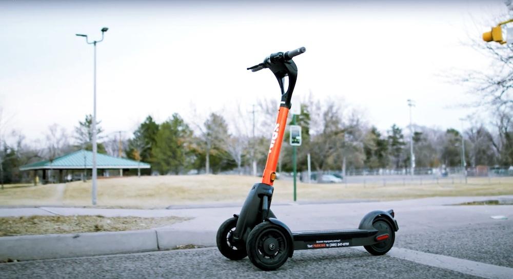 Es el primer plan concreto para la movilidad a control remoto de Spin S-200, un scooter de tres ruedas desarrollado en conjunto con Segway-Ninebot.