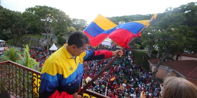 "Maduro is ready for a ""new path"" in relations with the United States"