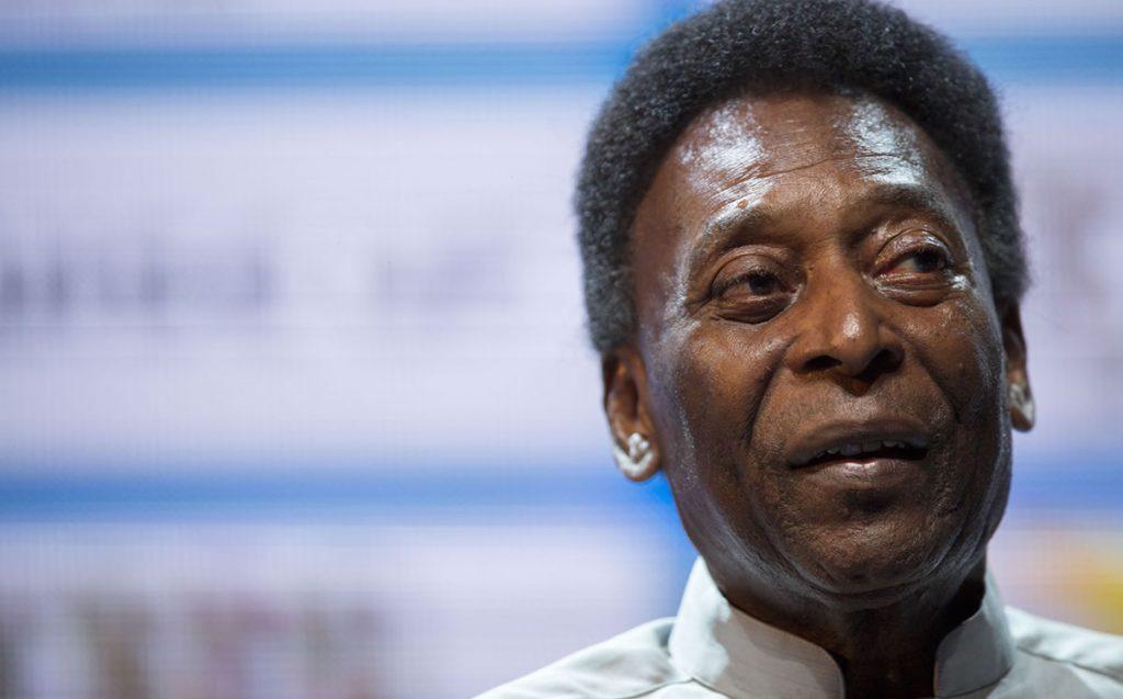 Pele Announces His New Netflix Documentary |  Video