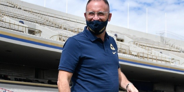 Pumas: The attackers returned to Folder because of Denino's injury