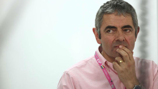 Rowan Atkinson makes a tough decision about Mr. Bean's character