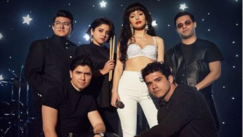Season 2 of Selena: The Series Advertised on Netflix