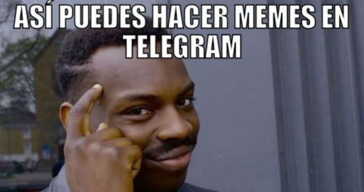 Telegram: so you can create memes in the app and send them to your friends in seconds