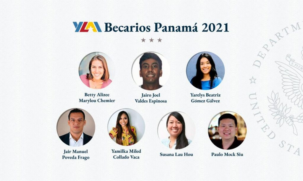The United States Embassy in Panama announces scholarship recipients for the Youth Program
