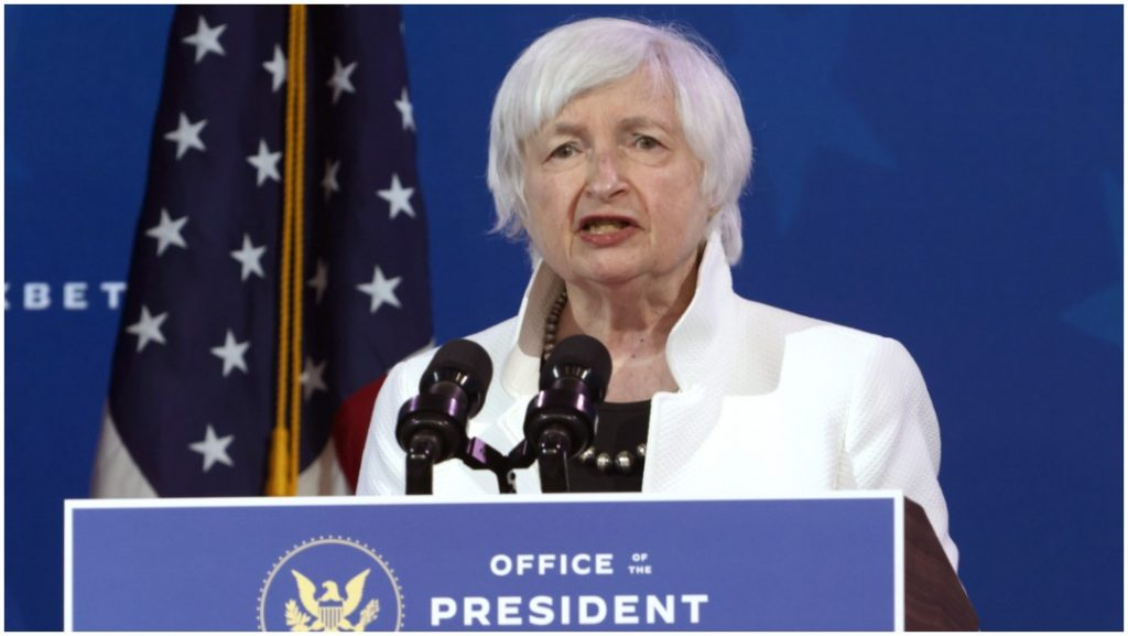 They confirmed that Janet Yellen is Secretary of the Exchequer - Noticieros Televisa