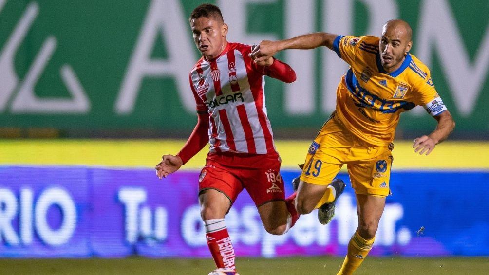 Tigres vs Necaxa: summary, goals and videos