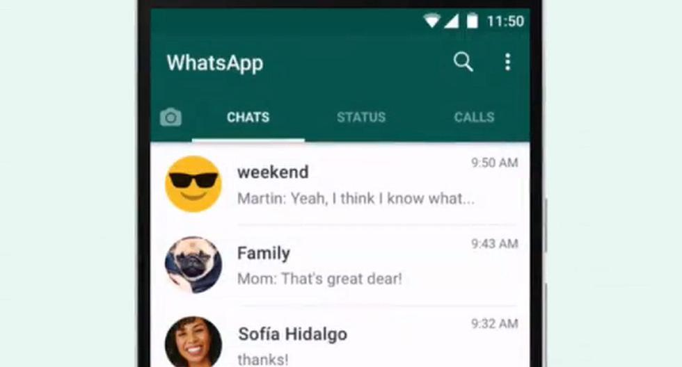 WhatsApp explains how it will protect the privacy of its users after the new 2021 policies  Applications |  Smartphone |  Mexico |  United States |  United States of America |  United States of America |  nnda |  nnni |  SPORTS-PLAY