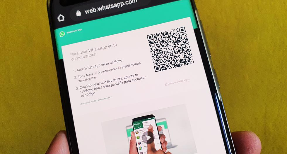 WhatsApp will increase the security of its web application through biometric authentication |  Security |  Privacy |  Application  Mexico |  SPORTS-PLAY