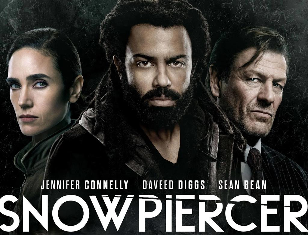 When is Snowpiercer Season 2 shown on Netflix?