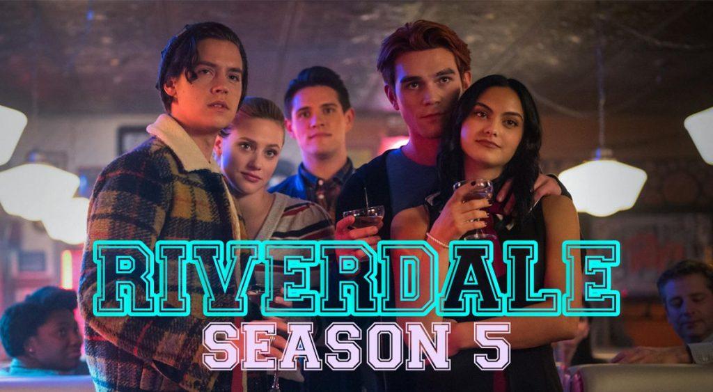 Where to watch Riverdale LIVE ONLINE Season 5 on Netflix