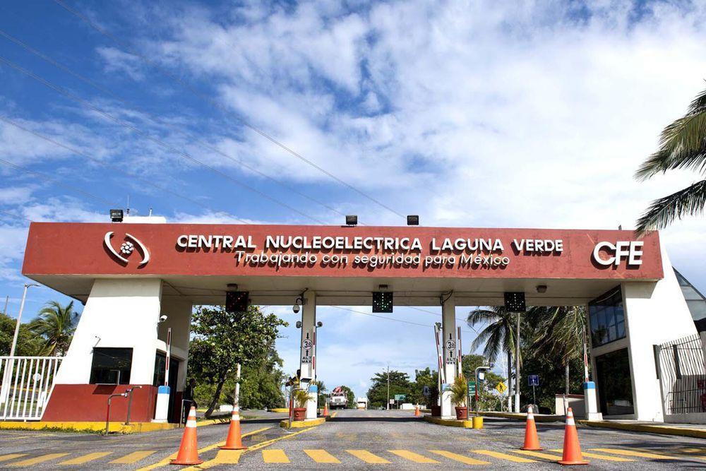 Destruction besieges the Laguna Verde nuclear plant |  Economy