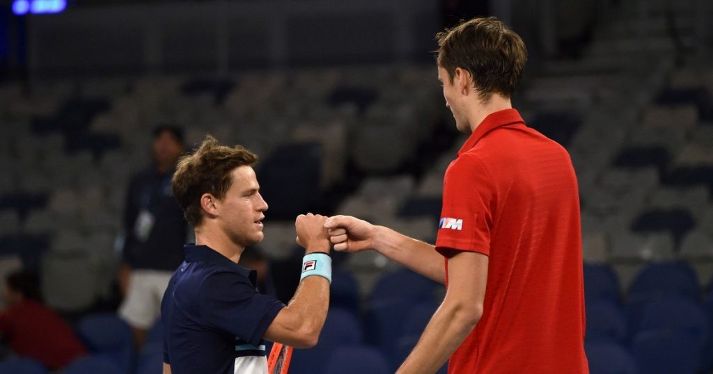 Russian Federation and Italy Roll into ATP Cup Semis