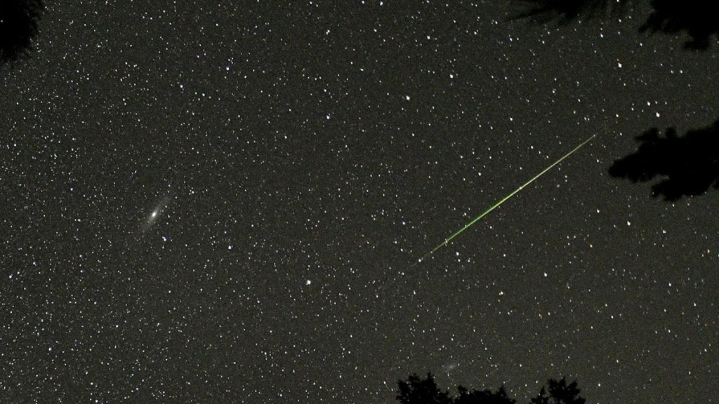 Meteor shower in February, what you need to know