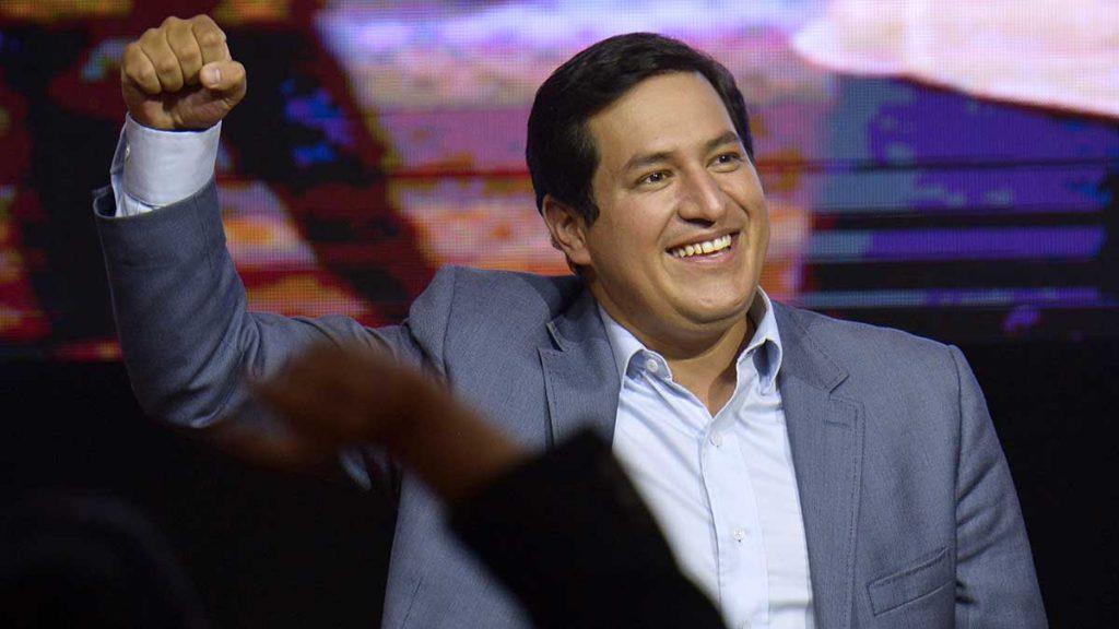 Ecuador's 2021 presidential election: Andres Arause wins