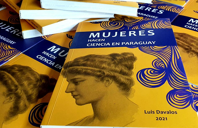 """This Thursday he will release the book """"Women Learning Science in Paraguay"""""""