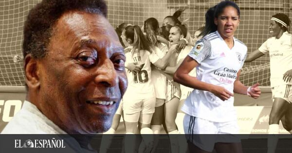 The women's soccer documentary that unites Pelé with the Madrid Football Club