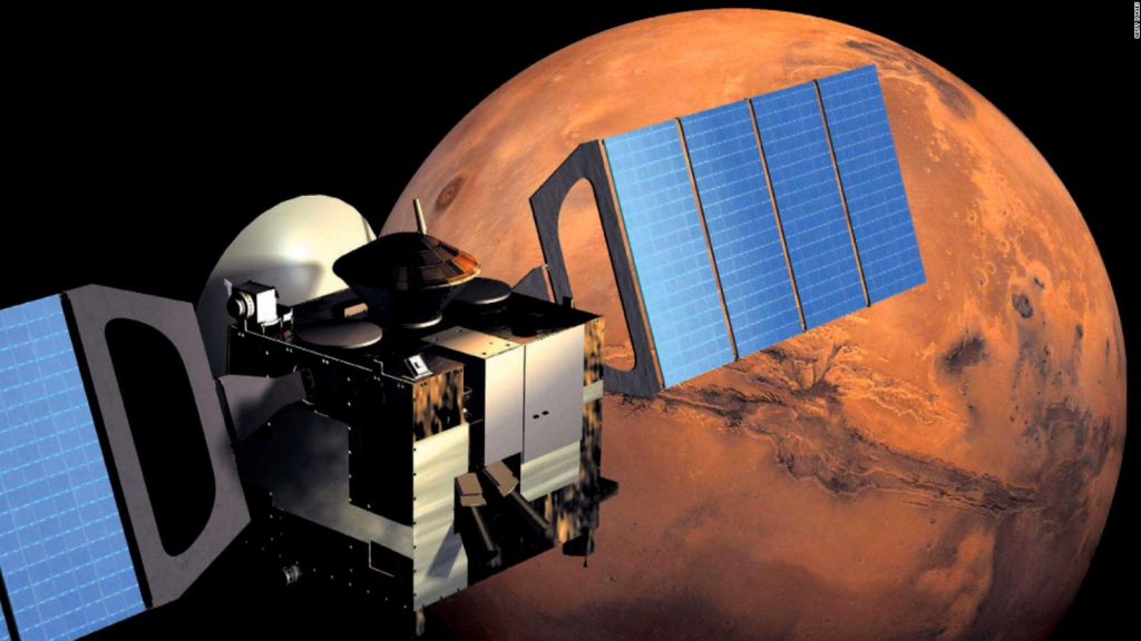 The Mars moon could reveal the planet's secrets