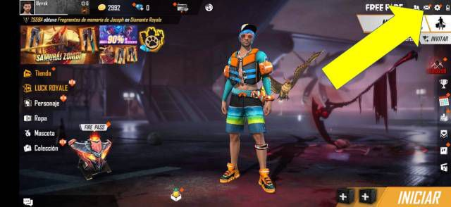 Free Fire rewards codes replace iOS Android Garena mobile skins