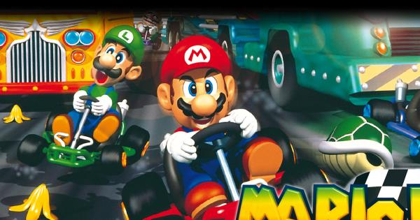 By mistake, Microsoft is inviting to hack Mario Kart 64 using browser extensions