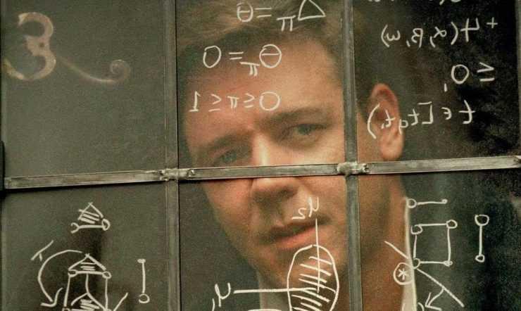 """""""A Wonderful Mind"""" on Netflix"""