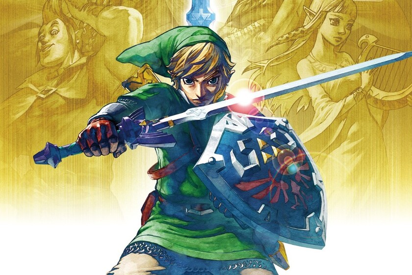 The Legend of Zelda Skyward Sword HD is coming to the Nintendo Switch to celebrate the 35th anniversary of this saga