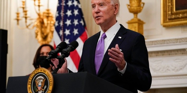 Biden and Democrats introduce the immigration bill