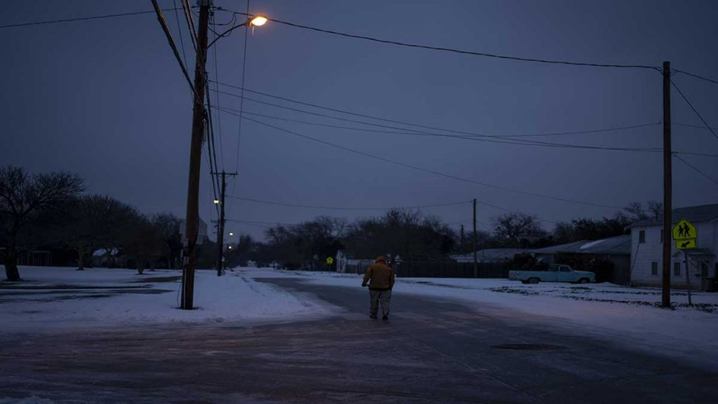 Why was Texas, America's energy lung, paralyzed by a blackout?