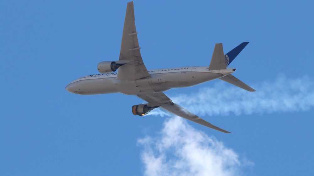 Boeing recommends discontinuation of the 128,777 model that suffered the crash in Denver  international