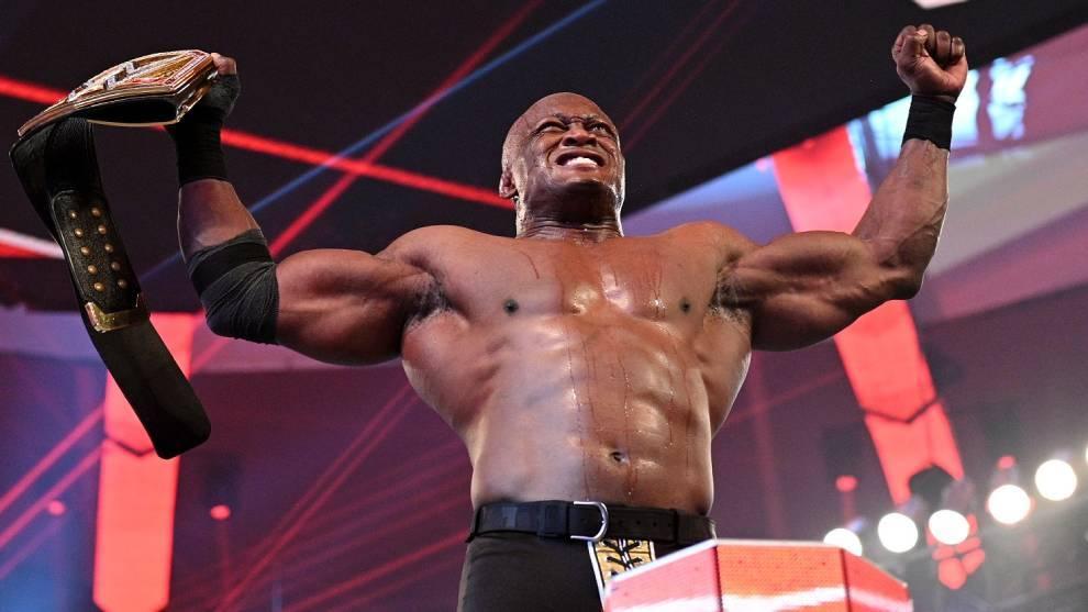 "Bobby Lashley: ""Brock Lesnar no es el hombre a vencer en WWE"""
