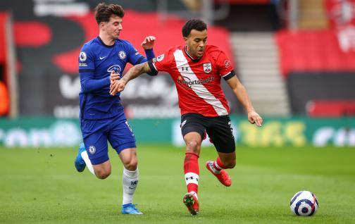 Chelsea drew with Southampton, three days before the Champions League match