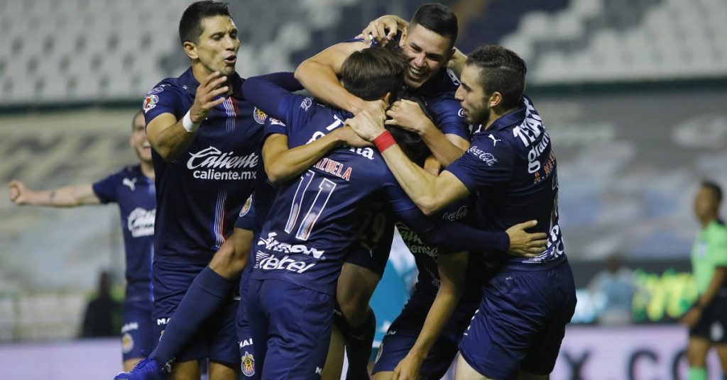 Chivas Wake Up in Liga MX !: Strongly, Flock defeated champion Leon at home