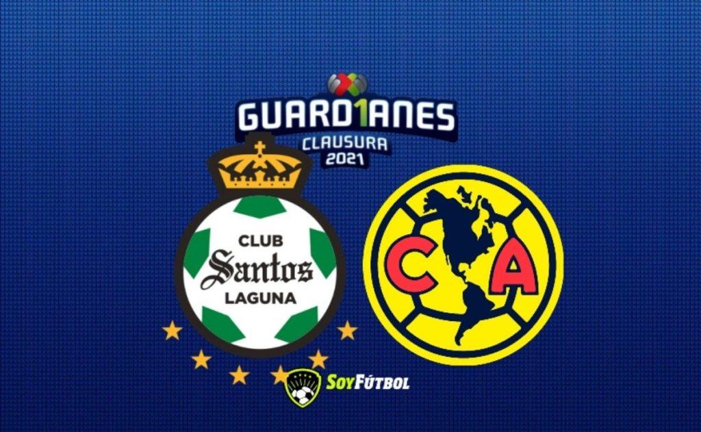 Club Santos vs Club América: Match Lineups in Round 4 of Liga MX