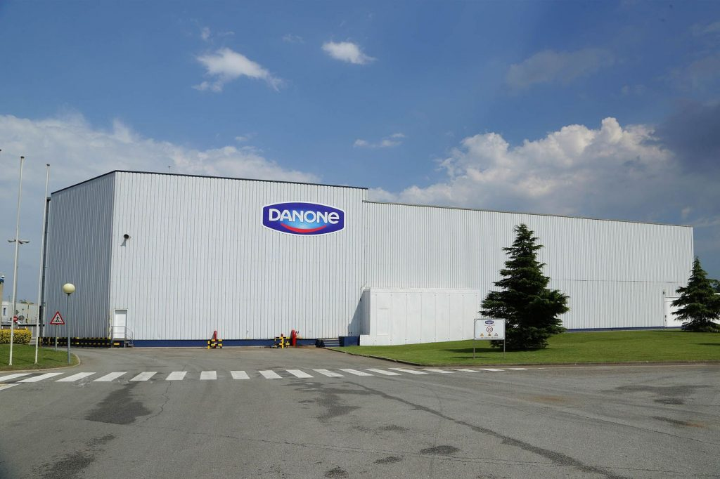 Danone is investing 12 million in Parets to produce vegan products